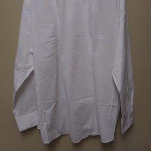 Edwards Shirts - NWOT! Men's Edwards Tuxedo Shirt XL35